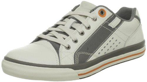 Skechers Diamondback Tevor, Baskets mode homme Blanc (Ofwt)