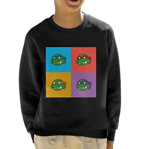 Cloud City 7 Teenage Mutant Ninja Turtles Warhol -