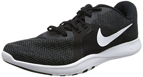 Nike Damen Flex Tr 8 Fitnessschuhe, Black/White (Anthracite), 42 EU (Womens Sneakers Nike 10)