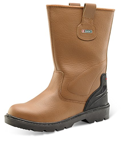Click Premium Rigger Boot Tan - Size 11 - Rigger Boot
