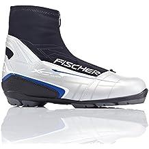 Fischer XC Touring–Botas de esquí Esquí T3Silver para NNN Botas de esquí de fijaciones