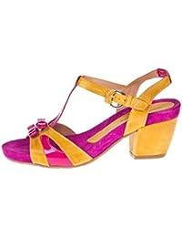 ROBERTO BOTELLA-Sandale <p> piel, multicolor</p>