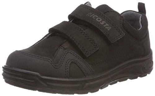RICOSTA Jungen TAMO Sneaker, Schwarz 095, 28 EU Boys-school-sneakers