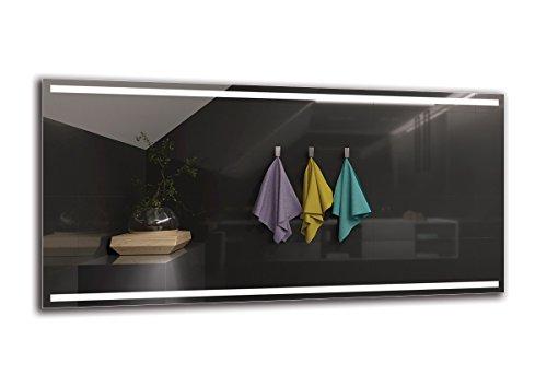 Espejo LED Premium   Dimensiones Espejo 200x100 cm