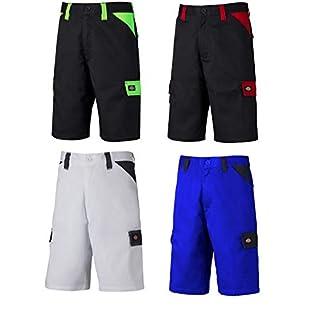 Dickies Workwear Herren Shorts Short Everyday Mehrfarbig Grey/Orange DE 44 (UK 30)