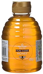 Morrisons Pure Clear Honey, 454 g, Pack of 6