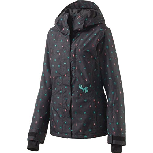 83584d1528cd Firefly Damen Jacke Star Red Light / Anthracite online kaufen