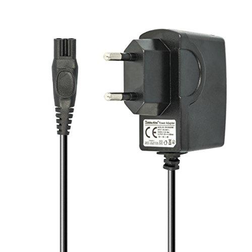 Akku-King 220V Netzteil Ladekabel Ladegerät Output 15V 7.5W für Philips Rasierer COOL SKIN, SENSOTEC, SENSOTOUCH 3D, HQ8505, HQ6847, HQ7737, RQ1260