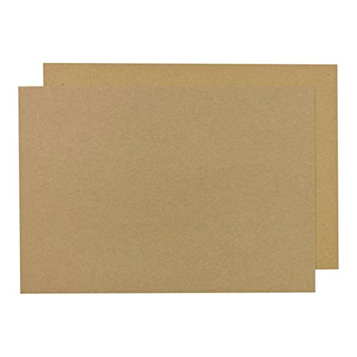 m², Kraftkarton zum Basteln (Karton Basteln)