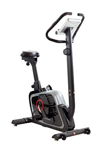 TechFit B470 Bicicleta estática de Ejercicio, Magnética, Máquina de Cardio de la...