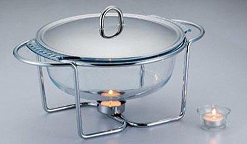Chafing Dish Speisewärmer Dishes Warmhaltebehälter Wärmebehälter für Haushalt