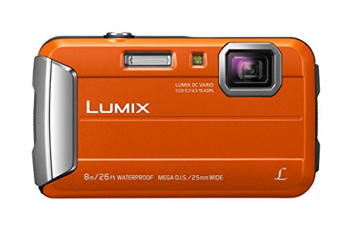 Panasonic lumix dmc-ft30 fotocamera compatta 16.1mp 1/2.33