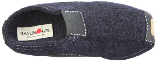 411001 unisex Blu Pantofole Haflinger Pocahontas Blau adulto kapitän BFq6fw