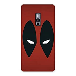 Red Dead Black Eye Back Case Cover for OnePlus Two