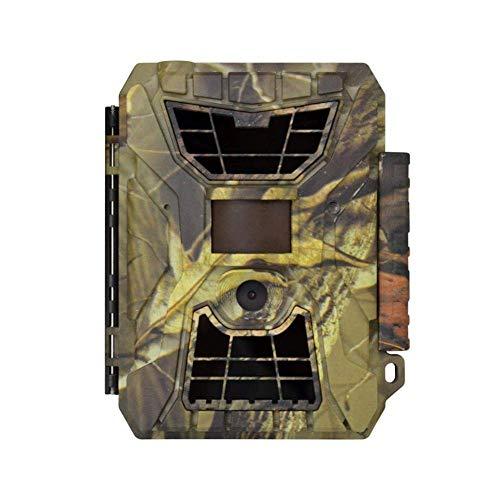 LQUIDE Jagdkamera, HD Wildlife Camera, 1080P Trail Game Camera, Bewegungsaktivierte Nachtsicht 65ft Erkennungsbereich, IP66 wasserdicht, für Wildlife Hunt