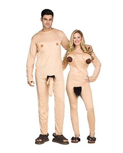 Naturist coppie costume