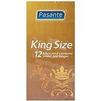 Preisvergleich für Pasante King Size 12 extra große Kondome