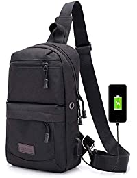 XDYYYY Resistente al Agua Mochila, Portátil Mochila Trekking, Laptop Daypack, Durable Impermeable,