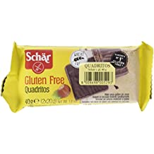 Dr. Schar Barquillo Chocolate - 40 gr