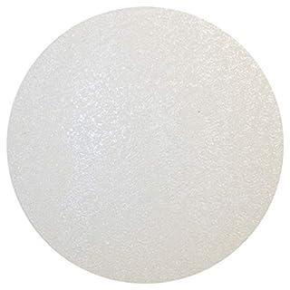HaftPlus - Anti Rutsch Sticker 10 Stück, Anti Rutsch Aufkleber transparent für Dusche und Badewanne, Antirutsch Sticker mit Ø 10 cm Durchmesser, Runde Antirutschsticker