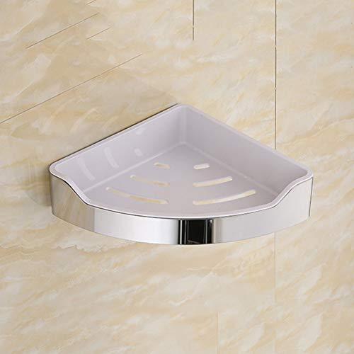 FGYREXX Wandhalterung für Wandregal, Zubehör für Badezimmer, Korb aus Kunststoff, Edelstahl, einzigartige Brücke für Privatzimmer