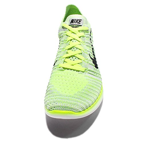 Free Flyknit Platinum Pure Black 44 volt EU Grey Nike Laufschuhe wolf Herren RN HqxR1qw5U