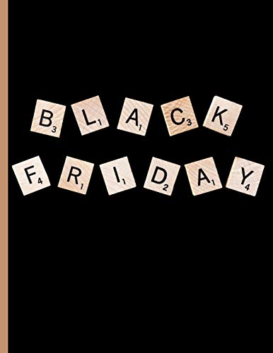 Shopping Notebook ~ Black Friday Sales #1