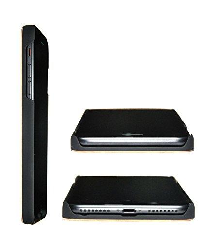 SunSmart iPhone 7 Plus Handy Cover aus Holz für iPhone 7 Plus mit 5.5''-Zoll-Display - echtes Sandelholz -19 IP7+5.5''-17
