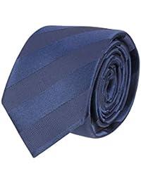 Red Oak Herren Seiden Krawatte Modell Striped verschiede Farben