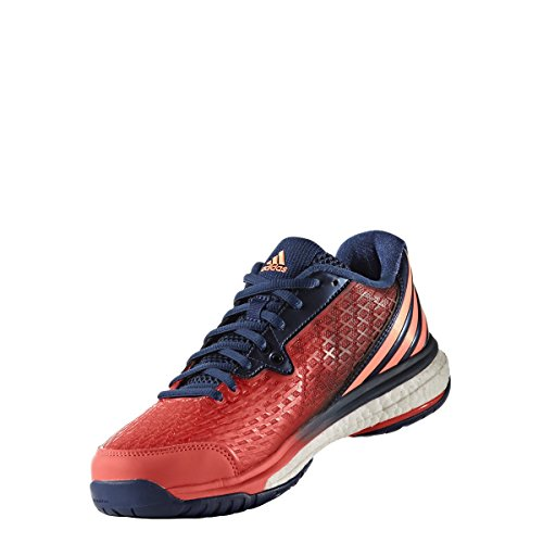adidas Energy Volley Boost 2.0 W, Chaussures de Volleyball Femme Bleu (Azumis/narbri/corsen)