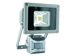 Elro ES10 Hochleistungs LED Scheinwerfer mit Bewegungsmelder
