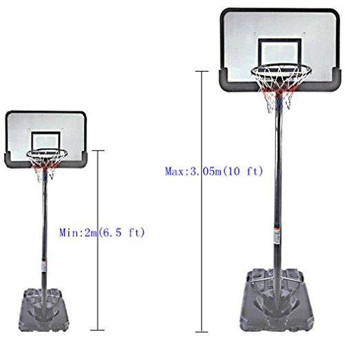 Zoom IMG-1 gmt sport canestro da basket