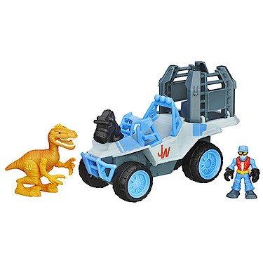 Camion Playskool - Playskool Heroes – Jurassic World – 4x4