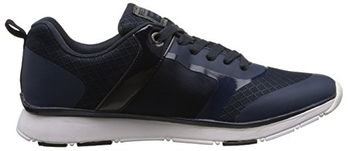 Redskins Holly, Baskets Basses Homme Bleu (Marine)
