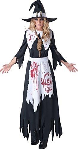 Premium-Hexenkostüm für (Gruselige Kostüme Hexe)