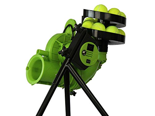 Baseliner Slam Tennis Maschine (Verwendet-tennis-ball-maschine)