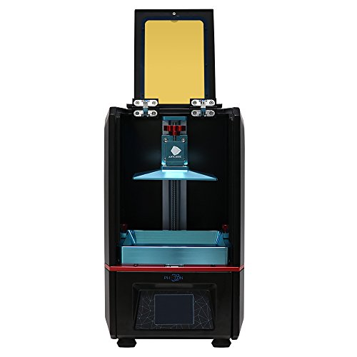 Anycubic photon stampante 3d dlp con display lcd touch screen da 2k per stampe off-line. stampe ad alta precisione.
