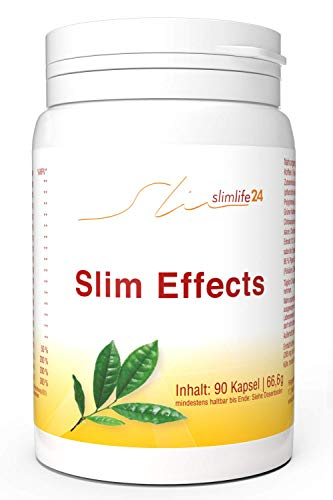 SLIM Effects > Stoffwechsel, Energie & Immunsystem < 90 vegane Kapseln
