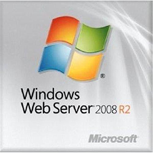 Microsoft Windows Web Server 2008 R2 w/SP1 - Lizenz und