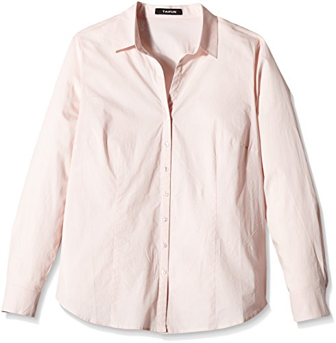 TAIFUN by Gerry Weber Damen Bluse Rosa (Puder 30607)