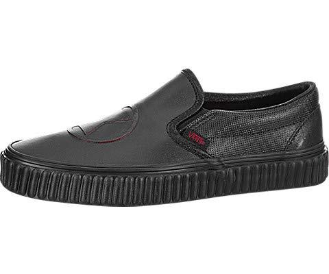 Vans Marvel Black Widow Slip-On Zapatillas Negro EU41