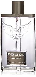 Police Original EDT Spray for Men, Silver, 100ml