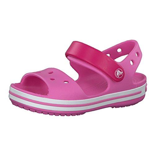 Crocs crocband kids candy pink - 128566lr - taglia: 26.0
