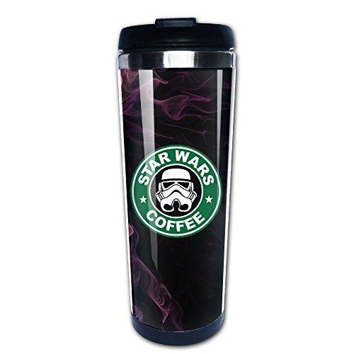 lizizz Star War Kaffee Becher/Kaffee Thermos Edelstahl & Isolierflasche