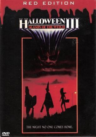 Halloween 3 Season of the Witch Red Edition Hartbox (Halloween 3 Season Of The Witch)