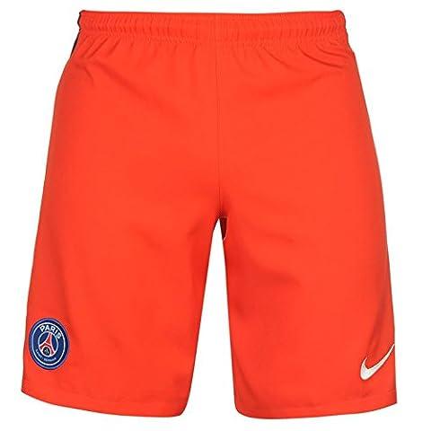 Nike - PSG YTH HA3 STADIUM SHORT - Pantalon court - Rouge - M - Unisex