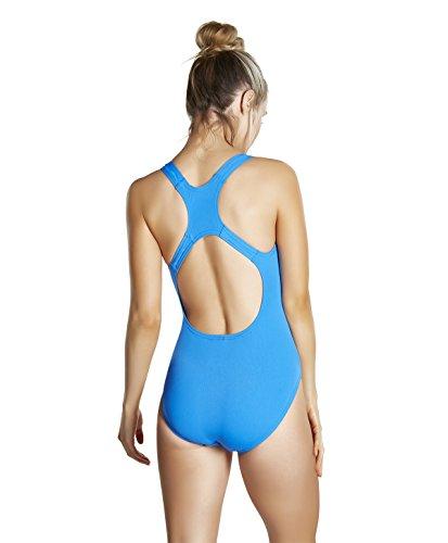 Speedo Endurance - Traje de Natación para Mujer, color Azul Neón (neonblau), talla M (Tamaño del fabricante 8.01€
