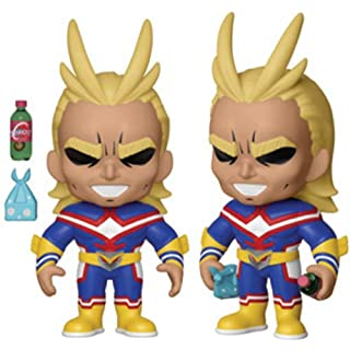 Funko 38704 5 Star: My Hero Academia-All-Might Collectible Figure, Multicolor