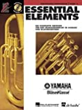 ESSENTIAL ELEMENTS 2 - arrangiert für Bariton - (Euphonium) - mit CD [Noten / Sheetmusic] aus der Reihe: YAMAHA BLAESERKLASSE