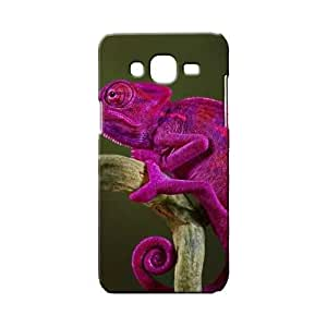 BLUEDIO Designer 3D Printed Back case cover for Samsung Galaxy A3 - G1856